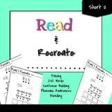 CVC Words Worksheets: Building, Reading, Blending (Short o)