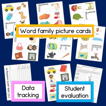 CVC Words Worksheets short a