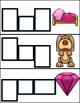 CVC Words - Write and Wipe Literacy Center - Blank Words