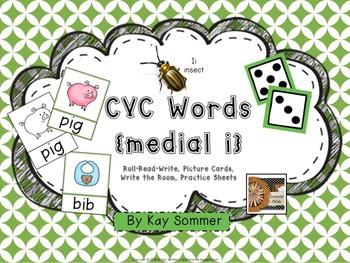 CVC Words {medial i}