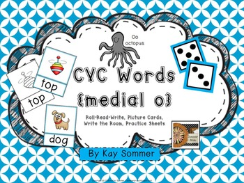 CVC Words {medial o}
