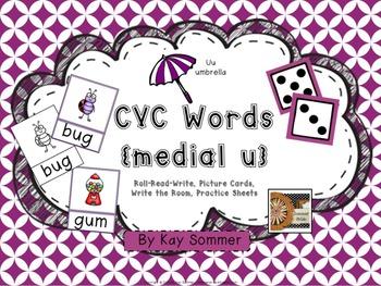 CVC Words {medial u}