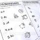 CVC Worksheets Bundle