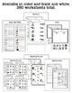 CVC Worksheets: A, E, I, O, & U BUNDLE!