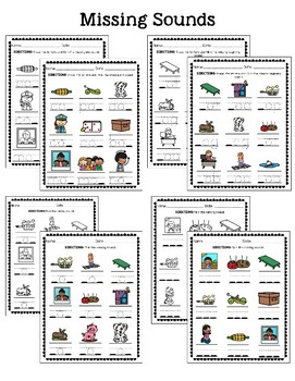 CVC Worksheets: Short O