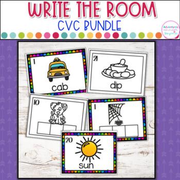 CVC Write The Room Bundle