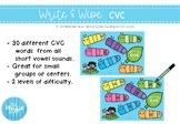 CVC Write & Wipe