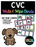 CVC Write & Wipe Cards
