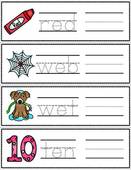 CVC Write and Swipe Cards