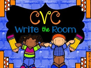CVC Write the Room