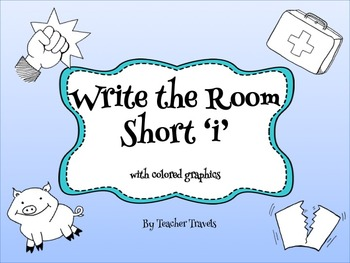 CVC Write the Room Short i