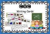 CVC - Writing Cards