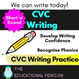 CVC Writing - Short 'a'