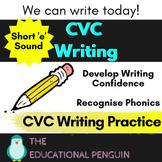 CVC Writing - Short 'e' Sound