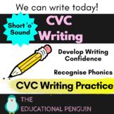 CVC Writing - Short 'o' Sound