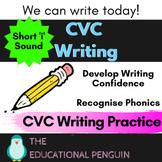 CVC Writing - Short 'i' Sound