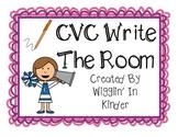 CVC Writing
