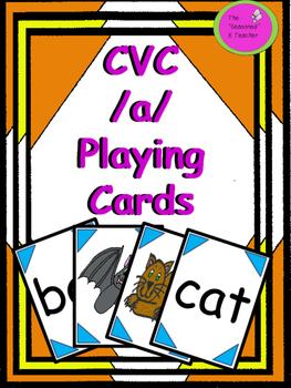CVC /a/ Playing Cards
