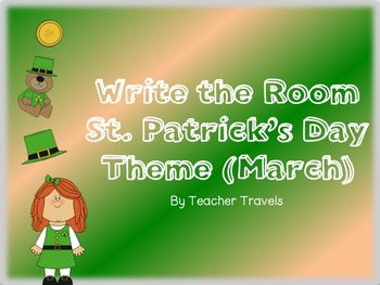 CVC and CVCC Write the Room March Theme