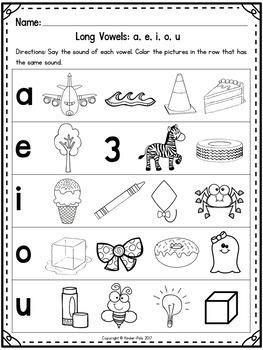 Silent e Worksheets by Teacher'-s Take-Out | Teachers Pay Teachers