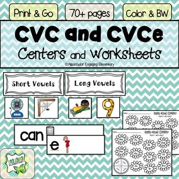 CVC and CVCe Centers