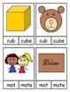 CVC and CVCe Clip Cards