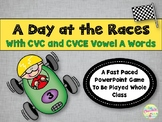 CVC and CVCe Vowel A- Engaging PowerPoint Game