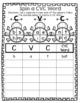 CVC and CVCe Word Practice Activities