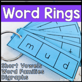 CVC and Digraph Word Rings