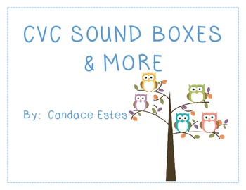 CVC and More Boxes