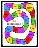 CVC and Nonsense Word Pack (Common Core Aligned)