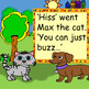 CVC and Short Vowel 'o' Early Reader Ebook and Multimedia Powerpoint