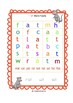 CVC 'at' Family Word Searches