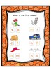 CVC 'at' Word Family Worksheets