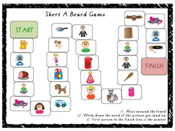 CVC board game pack