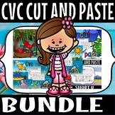 CVC  cut and paste BUNDLE(50% off for 48 hours)