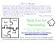 "CVC ""e"" Pattern Puzzles"