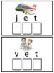 CVC (e) Word Builders