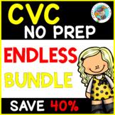 CVC endless NO PREP bundle