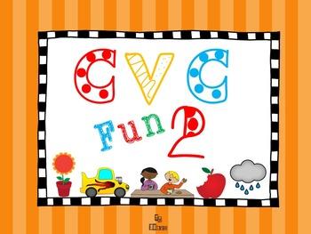 CVC fun 1 & 2