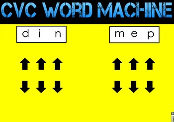 CVC machine