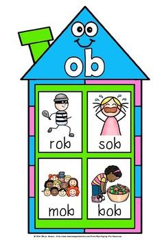 CVC ob house(freebie)