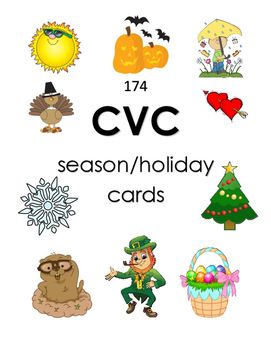 CVC season/holiday cards