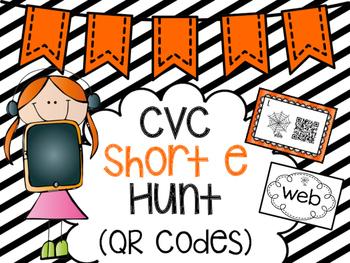 CVC (short e) Hunt