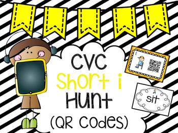 CVC (short i) Hunt