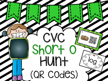 CVC (short o) Hunt
