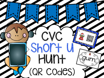 CVC (short u) Hunt