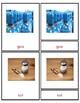 CVC spanish  three part cards