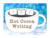 CVC word Hot Cocoa Writing