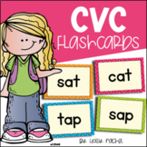 CVC Word Flashcards